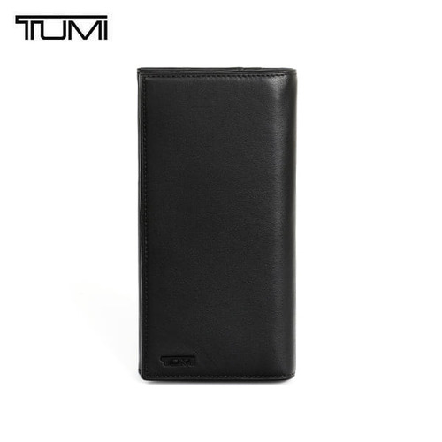 [투미 TUMI] 18643D (018643D)/ 델타 브레스트 Delta Black Breast Pocket Wallet
