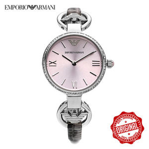 [알마니시계 ARMANI] AR1884 Classic Rose Sunray Dial 28mm