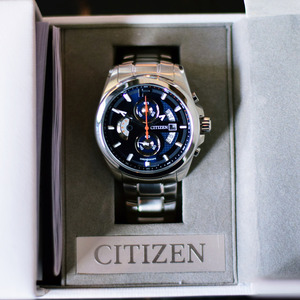 [시티즌시계 CITIZEN] AN3420-51L / 42mm