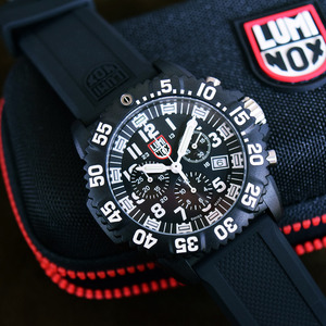 [루미녹스시계 LUMINOX] A.3081 (3081 / A.3081) COLORMAKR CHRONOGRAPH 48mm