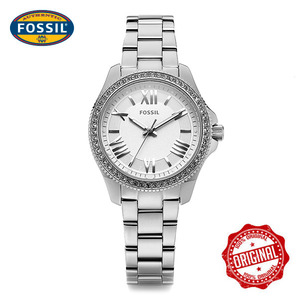[파슬시계 FOSSOIL] AM4576 / Ladie Cecile Silver Watch 29.5mm