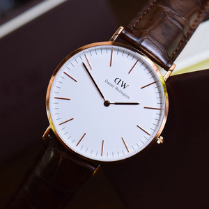 [다니엘 웰링턴시계 DANIEL WELLINGTON] 0111DW / 40mm 클래식 요크 CLASSIC YORK ROSE GOLD
