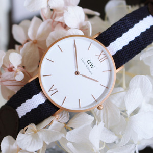 [다니엘 웰링턴시계 DANIEL WELLINGTON] 0552DW / 36mm 그레이스 글래시고 GRACE GLASGOW SAND BLASTED ROSEGOLD